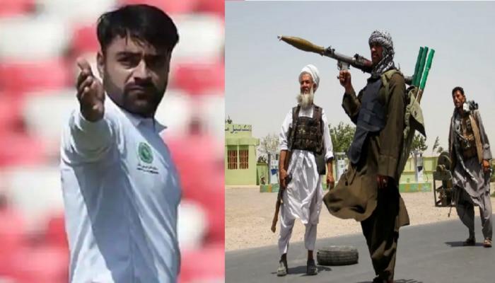 Rashid Khan | आम्हाला संकटात सोडू नका, क्रिकेटरची जगाला विनंती