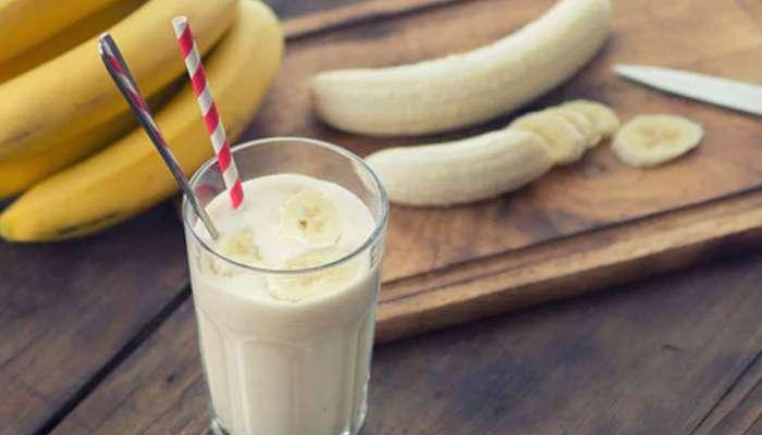 दूध आणि केळी एकत्र खात असाल तर थांबा... कारण