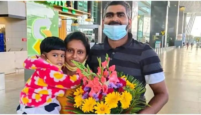 चूक नसतानाही झाली शिक्षा; सौदी अरेबियाच्या कैदेतून 600 दिवसांनी तो भारतात परतला आणि...