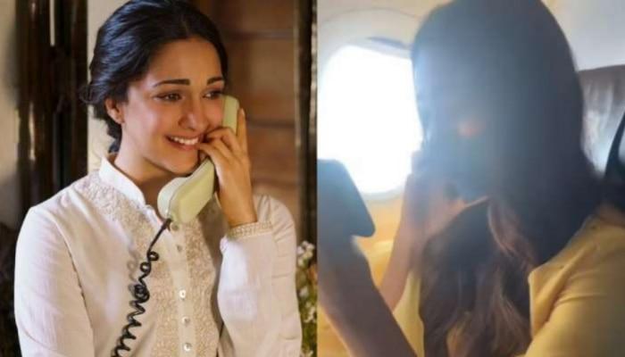 Shershah Movie : विक्रम बत्राच्या गर्लफ्रेंडला भेटल्यानंतर का रडली कियारा आडवाणी?