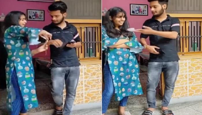 पैसे वाचवण्यासाठी बहिणीने लावलेली शक्कलं....पण भावाच्या भेटी पुढे राखी पडली महागच... पाहा व्हिडीओ