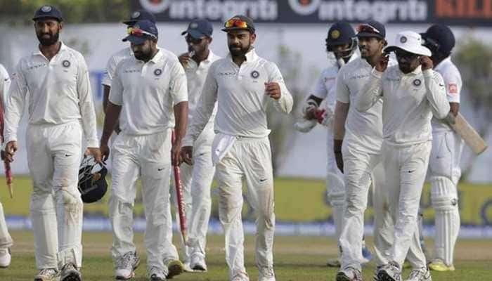 ICC WTC क्रमवारीत भारतीय टीम अव्वल स्थानी