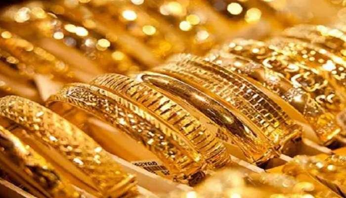 Gold Price Today : सोन्या-चांदीच्या दरात घसरण, पाहा तुमच्या शहरातून भाव