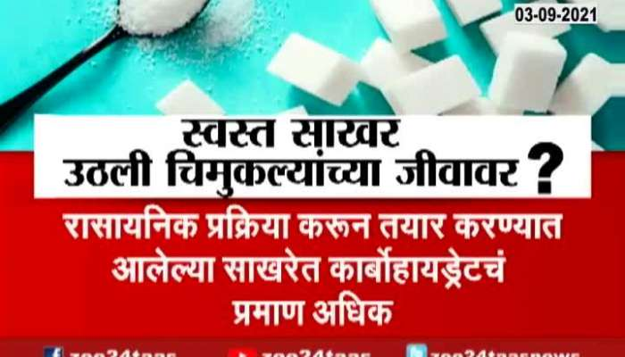 SPECIAL REPORT ON SUGAR IS WHITE POISON TO CHILDREN