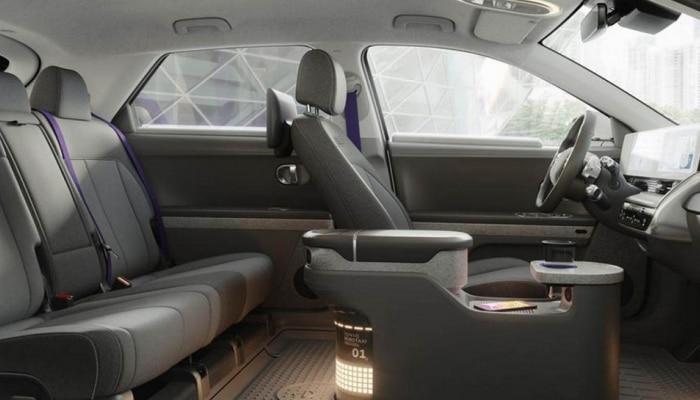 Hyundai ड्रायव्हरलेस RoboTaxi लवकरच बाजारात, याचे फीचर लगेच जाणून घ्या