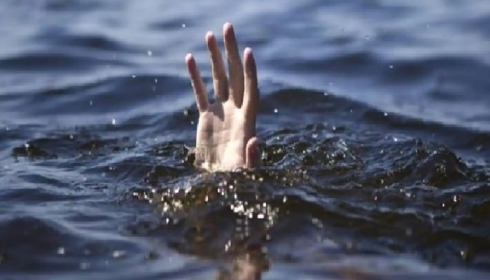 नागुपरात 5 तरुण मुलं कन्हान नदीत बुडाले