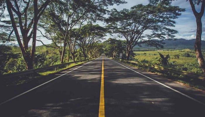 रस्त्यावर सफेद आणि पिवळ्या रेषा का आखल्या जातात? तुम्हाला यामागील वाहतुक नियम माहितीय का?
