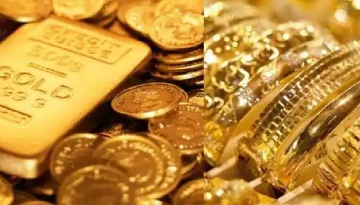 Gold Silver Price Today   सणासुदीला सोन्या-चांदीच्या दरात घट, पाहा नवे दर