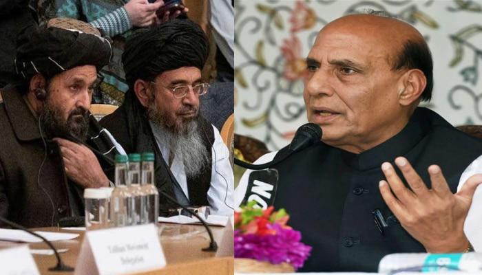तालिबानमुळे भारताच्या अडचणी वाढण्याची शक्यता; राजनाथ सिंहांनी व्यक्त केली चिंता