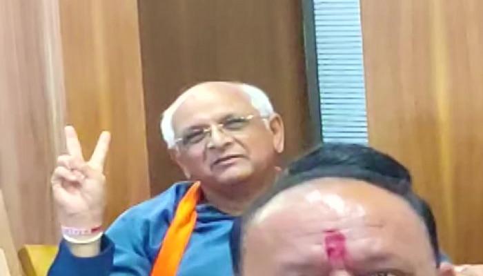 Bhupendra Patel | आमदारकीवरुन थेट मुख्यमंत्रिपदाला गवसणी, कोण आहेत भूपेंद्र पटेल?