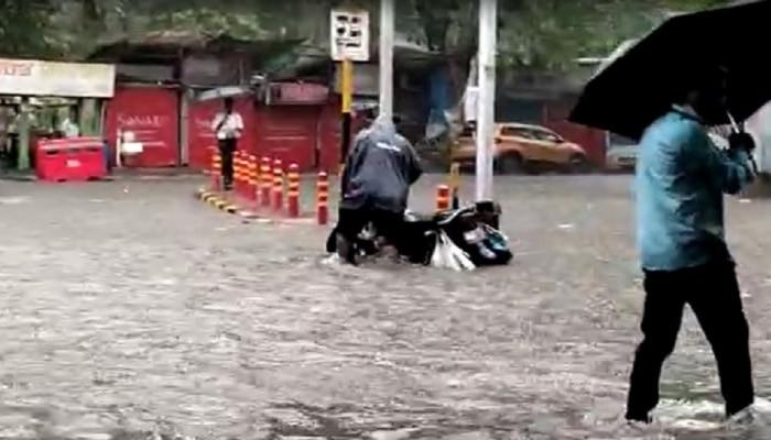 Rain Update | कोकण, पश्चिम महाराष्ट्र, मराठवाड्यात पावसाचा जोर वाढला; यंत्रणा अलर्ट