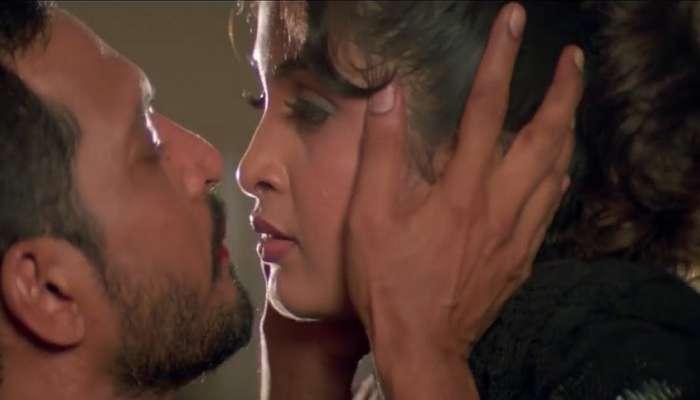 'बाहुबली'मधील महाराणी शिवगामी आणि नाना पाटेकरांचा तो किसिंग सीन व्हायरल