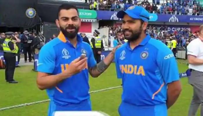 ICC T20 Rankings : रोहित शर्माला धक्का, विराट कोहली कोणत्या क्रमांकावर? पहा नवीन क्रमवारी