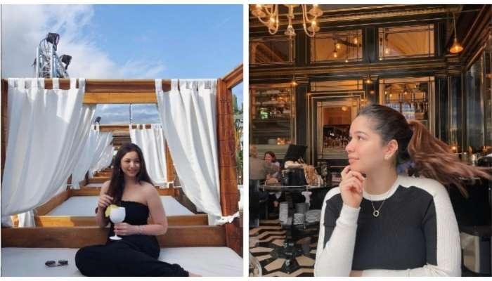 सचिन तेंडुलकरच्या लेकिचं ग्लॅमर;  Instagram वर अतिशय बोल्ड फोटो पोस्ट