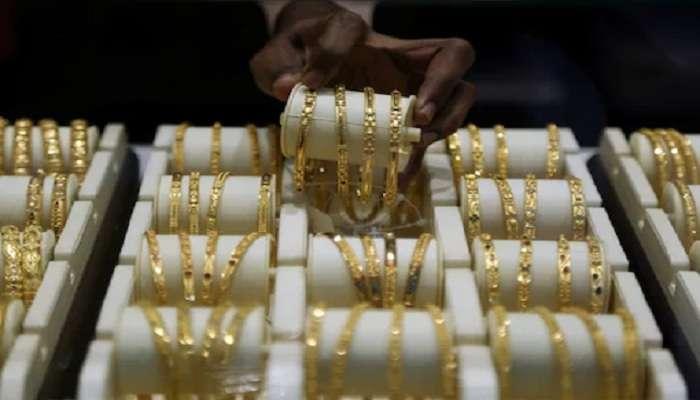 Gold Silver Price : सोन्या-चांदीच्या दरात आज मोठी घसरण, 10 ग्रॅम सोन्याचा दर