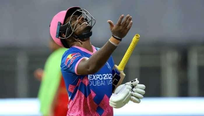 IPL 2021: संजू सॅमसनला बसला दंड, पराभवानंतर द्यावे लागणार 24 लाख रुपये