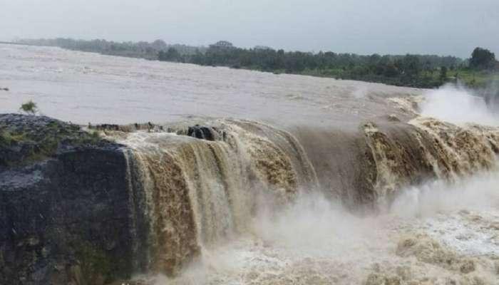 नाशिक जिल्ह्यात संततधार, पुरामुळे गोदावरी नदीकाठच्या नागरिकांना सतर्कतेचा इशारा