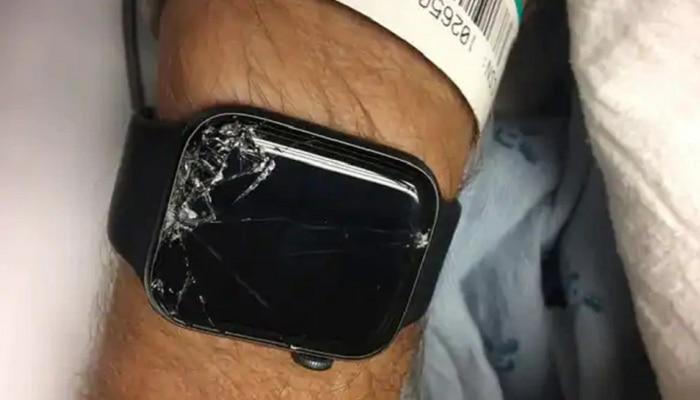 स्मार्ट उपकरणे माणसासाठी वरदान... Apple Watch ने असं आणलं मरणाच्या दारातून परत