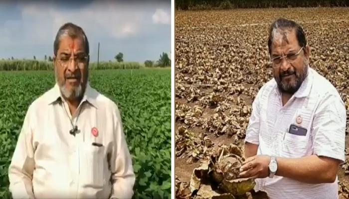 केंद्रीय पथक वेळेवर न आल्याने शेतकऱ्यांचे नुकसान; राजू शेट्टींची टीका