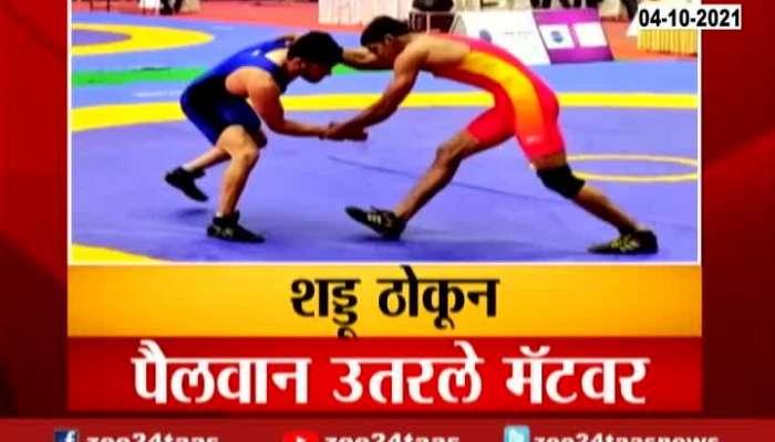 Report On Again Kushti Start In Kolhapur