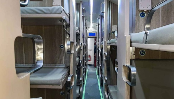 स्लीपर क्लासच्या दरांत AC प्रवास, मुंबईतून निघणाऱ्या या ट्रेनमध्ये 3 टिअर इकोनॉमी कोच
