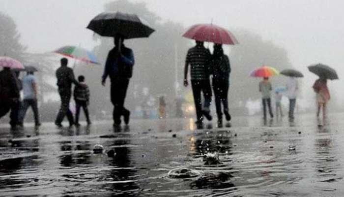 राज्यात पुढील चार दिवस विजांच्या कडकडाटासह मुसळधार पाऊस