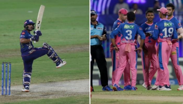 IPL 2021   मुंबईच्या पलटणचा राजस्थान रॉयल्सवर 8 विकेट्सने दणदणीत विजय