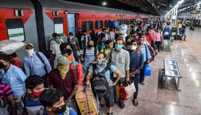 रेल्वेचा मोठा निर्णय, नव्या नियमानुसार मास्क न घातल्यास इतका होणार दंड
