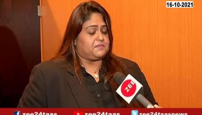 Preview for NCB Zonal Director Sameer Wankhede Sister Yashmin Wankhede On Fletcher Patel.mp4