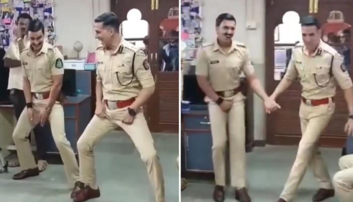 नाचता-नाचता  Ranveer Singh ला दुखापत, Akshay ने दिली फ्यूचर प्लानिंगची चेतावनी